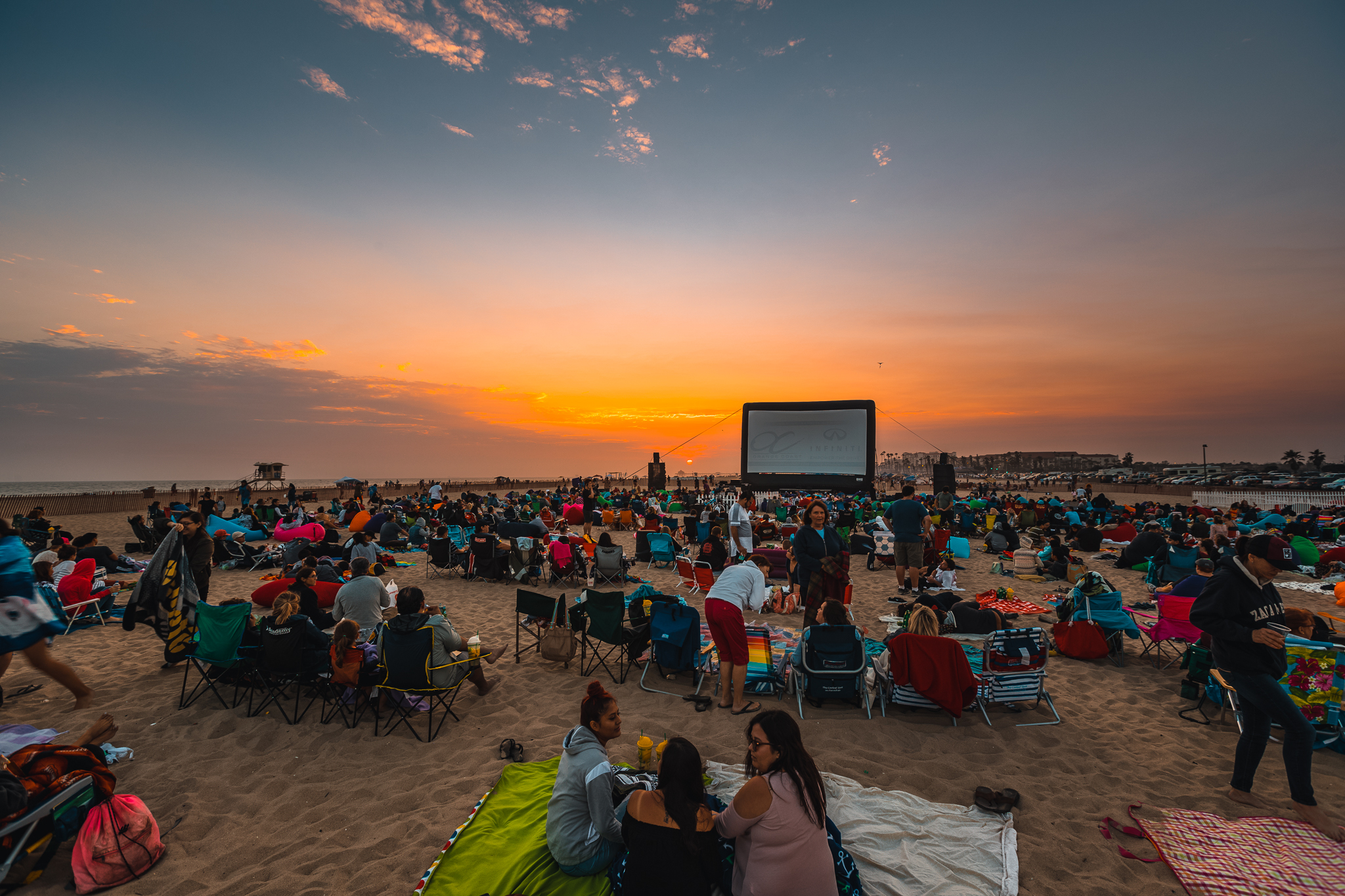 Beach Front Cinema 7.15.17